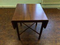 Mid Century Ex MOD Drop Leaf Dining Table
