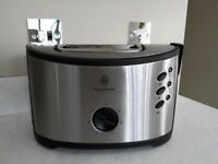 Russell Hobbs electric 2 slice toaster