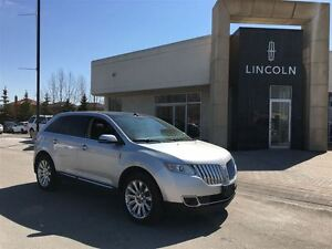 2013 Lincoln MKX CERTIFIED PRE-OWNED WITH UPGRADED FREE WARRANTY