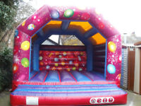WELL ESTABLISHED BOUNCY CASTLE BUSINESS, HULL AREA. BOOKINGS ALREADY OF £1950+