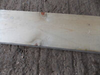 RECLAIMED 9x2 TIMBER boards / planks 8ft+ long , nice clean straight condition , dry barn stored