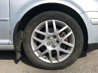 2003 53 Volkswagen Golf GT TDI 1.9 150 BHP Turbo Diesel 6 Speed Manual Low Miles One Owner!