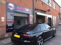 WINDOW TINTING SERVICES BOLTON £80