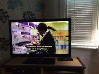 LG 42 LCD Full HD TV Internet Tv with Freeview HD &Netcast