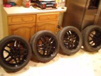 Genuine BBS 18 inch Alloy wheels fit Audi, VW, Seat x 4 Graphite Grey