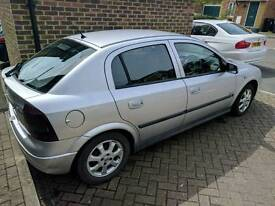 Vauxhall Astra 54 Reg