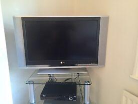 SOLD LG television flat screen LCD (REDLAND)