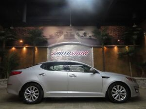 2015 Kia Optima EX w/Heated Leather & Sunroof