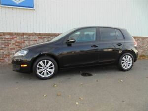 2012 Volkswagen Golf Comfortline*5-speed