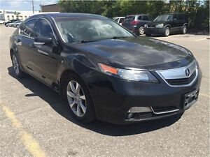 2012 Acura TL TOURING WITH NAVI & B/ CAMERA