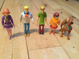 Scooby Doo figures toys