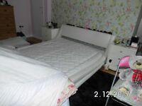 Elan soft side king size water bed