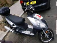 Johnway madness 125cc 64plate