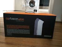 £150 Streaming music system AIR STREAM s200