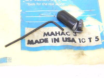 New Surplus Valenite E-z Boring Cartridge Mahac-3 Tbee 521
