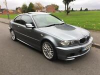 2003 53 BMW 330ci M Sport Coupe 230bhp. Long MOT PX !!! CARDS ACCEPTED***