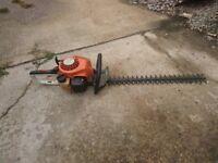 Stihl hs45 60cm petrol hedge trimmer cutter
