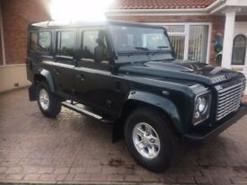 Land Rover Defender 110 XS Station Wagon 7 Seat 12478 Miles Stunning