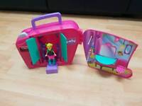 polly pocket photo booth