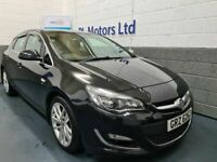 2013 VAUXHALL ASTRA SRI 1.6i 16V 5DOOR ONLY 54k LOVELY LOW MILEAGE EXAMPLE ( GREAT FINANCE DEALS )