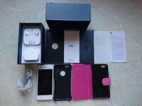 UNLOCKED - Apple iPhone 5 - 64GB - White & Silver Smartphone
