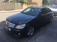 Mercedes Benz C220 CDI 59 Plate Mint Condition with MOT and Tax HPI Clear