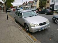 ++++QUICKSALE WANTED AUTOMATIC LEXUS GS 300+++FRESH 1 YEAR MOT FULLY LOADED