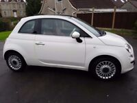 Fiat 500 lounge for sale 1.2, start/stop 2010