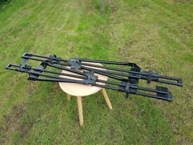 Thule Roof Rack Cylce Carriers