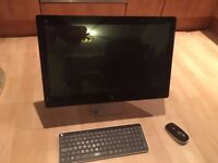 HP Pavilion 23 inch Touchscreen All-in-One PC i5-4460T 8GB 1TB HDD Built-In WiFi (Second Hand)