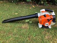 2008 Stihl SH 86C leaf blower vacuum garden leafs grass 2 stroke petrol