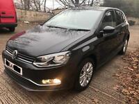 2014 Volkswagen Polo 1.0 SE Bluemotion LOW MILES!! HIGH SPEC!!