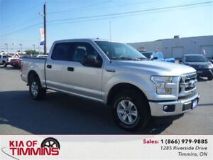 2017 Ford F-150 XLT 4X4 Bluetooth Low Km