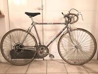 Bicycle in good condition for sale - Puch, just serviced.