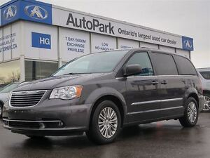 2016 Chrysler Town & Country Touring| Leather| Power Sliding Doo