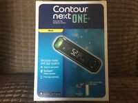 NEW Contour Next ONE Blood Glucose Monitoring System