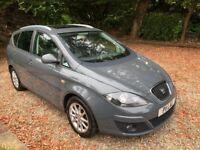 2009 (59) Seat Altea XL 1.4 TSi Petrol 5 Door Hatchback - 1 Previous Owner -65K