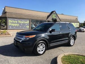 2013 Ford Explorer XLT / AWD / NAVIGATION/ SUNROOF / 3.5L V6