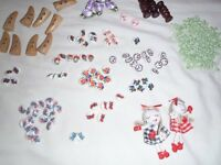 Buttons - assortment of cute kiddies buttons/ toggles NEW