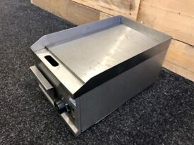 NEW 2KW COMMERCIAL ELECTRIC COUNTERTOP GRIDDLE CATERING EQUIPMENT