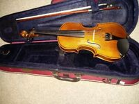 Stentor Student II 2 Violin Child 1/4 size Excellent condition