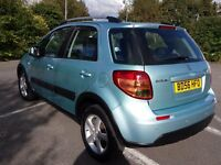 DIESEL 4*4 SUZUKI S CROSS SX4 DDiS ONLY 60000m GREAT VERSATILE FAMILY CAR / MPV PART EX WELCOME