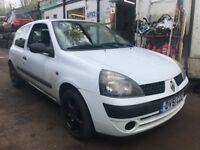 Renault Clio 2001 1.2 Petrol White 3dr - Breaking For Spares - wheel nut