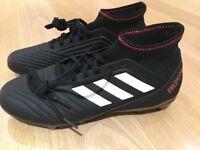 New Adidas Predator football boots