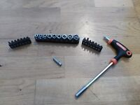 DIY High Torque Driver Set and/or ROLSON Adjustable Spanner