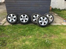 Audi wheels 5 x 112