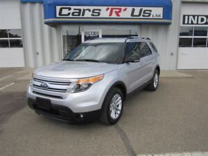 2013 Ford Explorer XLT AWD 7 PASSENGER V6 ONLY 24K!