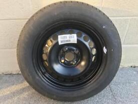 Vauxhall Corsa Spare Wheel
