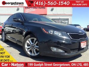 2013 Kia Optima EX Turbo | DUAL SUNROOF | LEATHER | BACK UP CAM