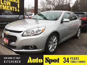2015 Chevrolet Malibu LT/LOW,LOW KMS!/INVENTORY CLEAROUT/PRICED